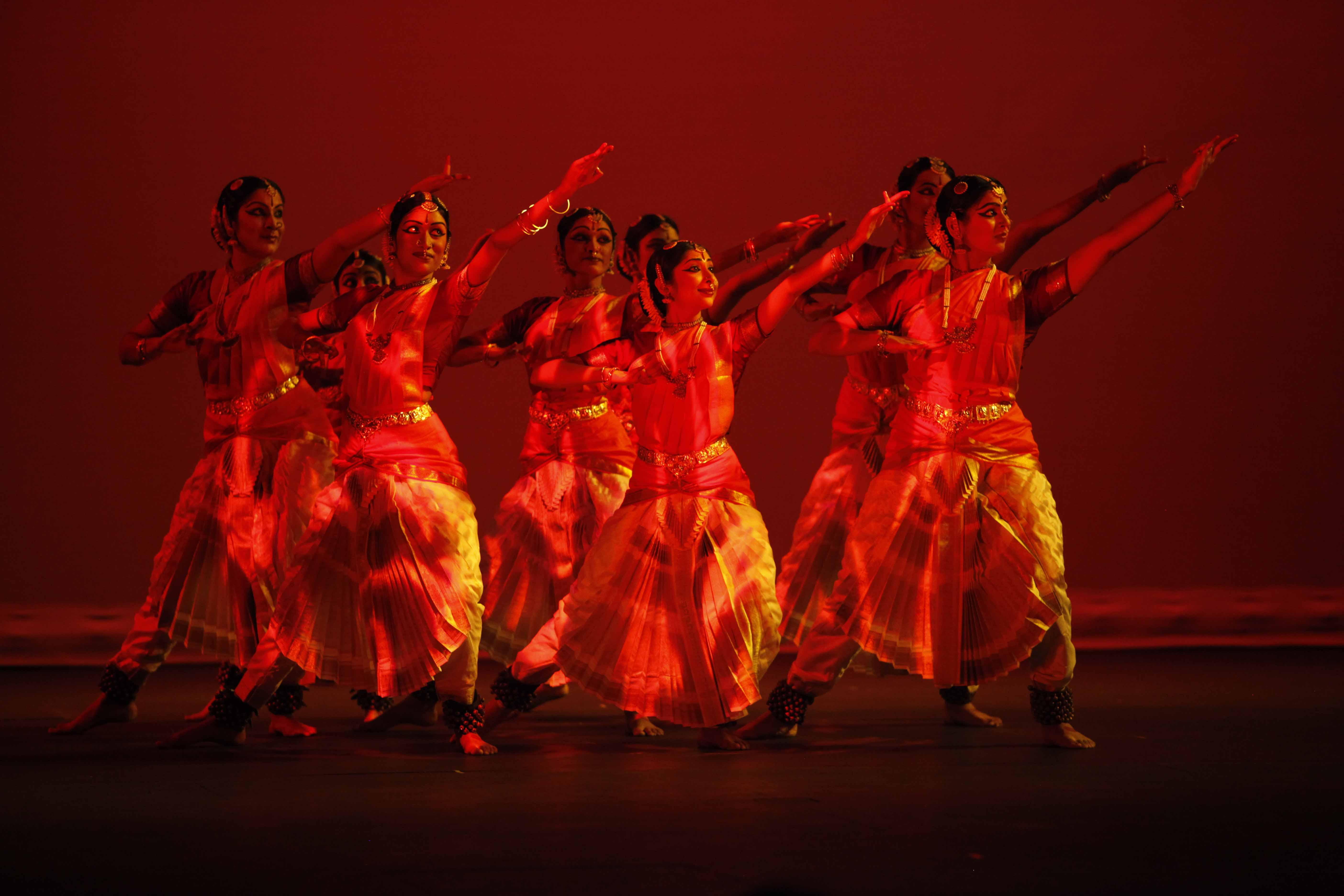 Abhinaya Company Dancers - Jwala 2